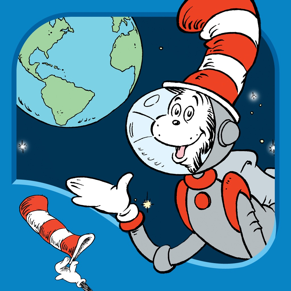 There's No Place Like Space! (Dr. Seuss/Cat in the Hat) icon