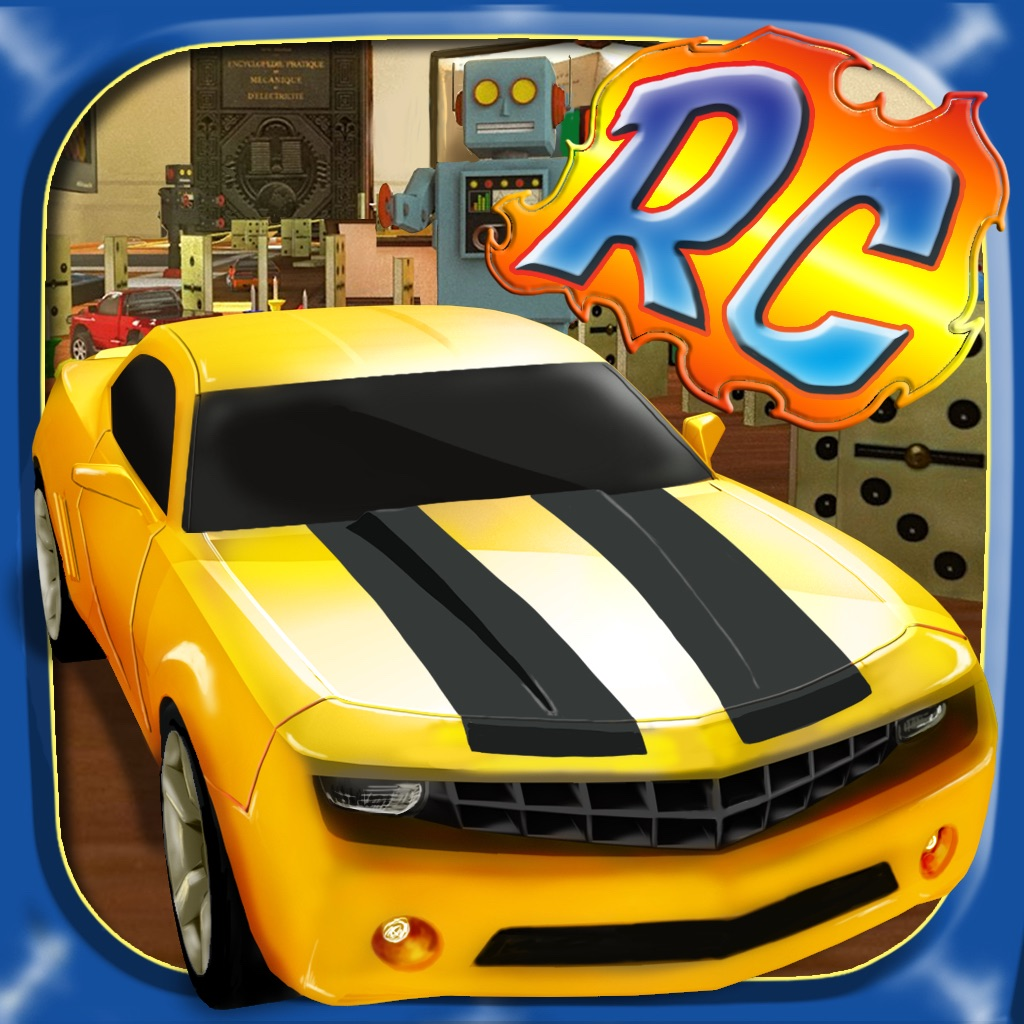 3D RC Car Parking - eXtreme Racing Cars & Truck Simulation Driving SIM Games
