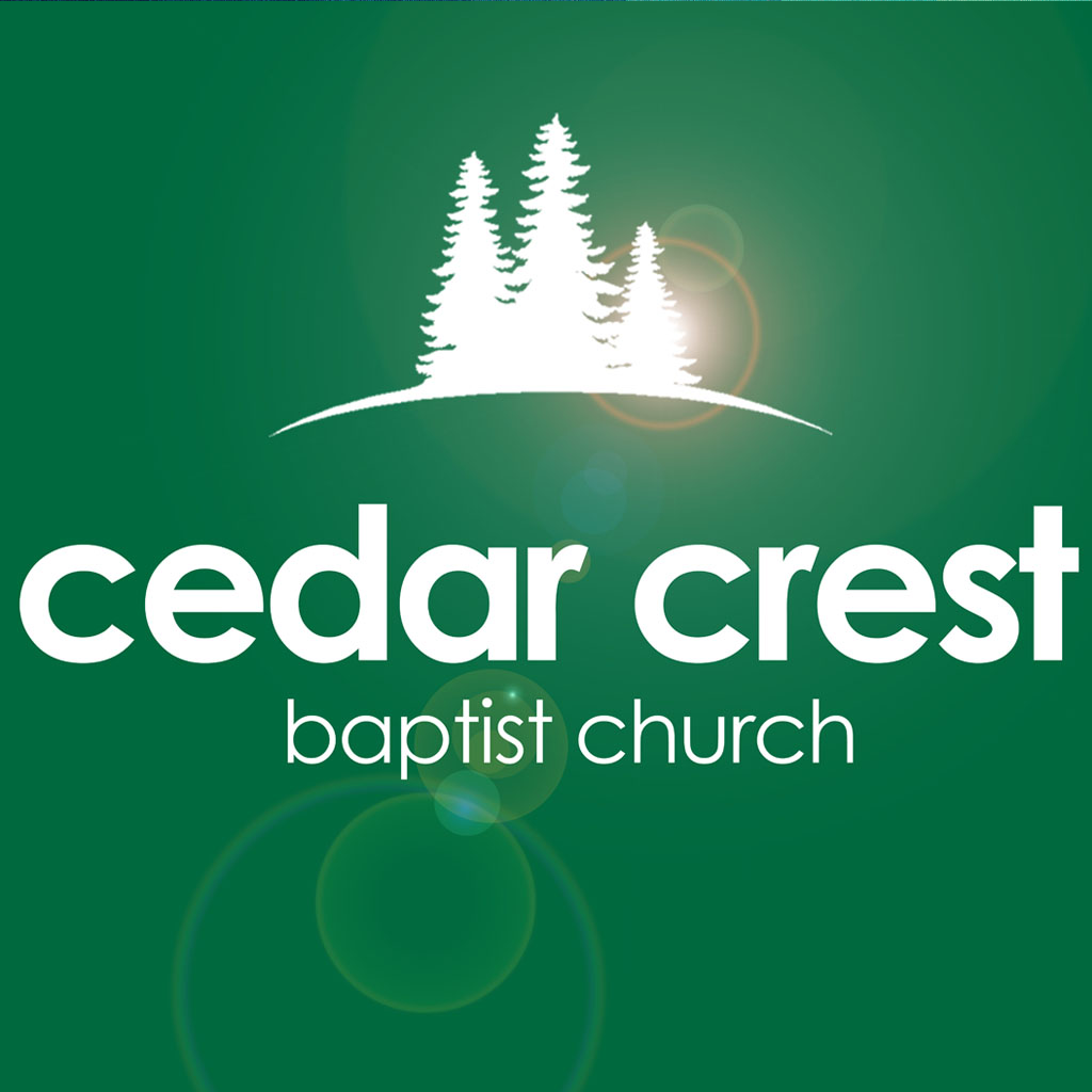 Cedar Crest Baptist Church icon