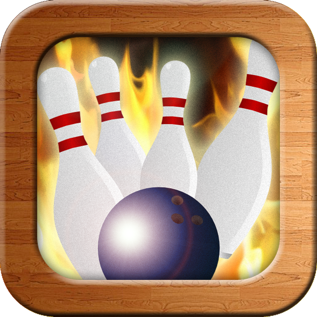 3D Super Bowling: Free Touch Bowling