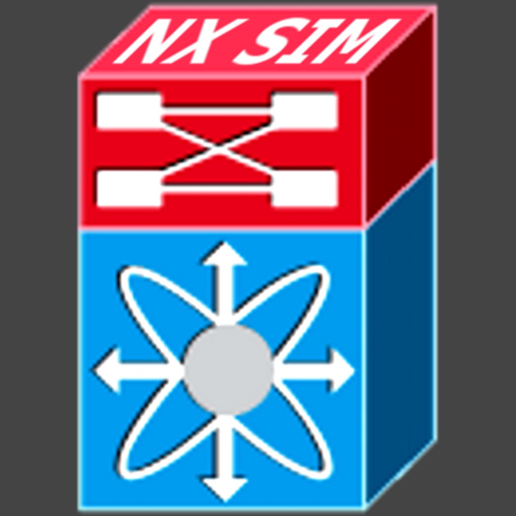 NX SIM: Simulator for Cisco's Nexus NX-OS icon