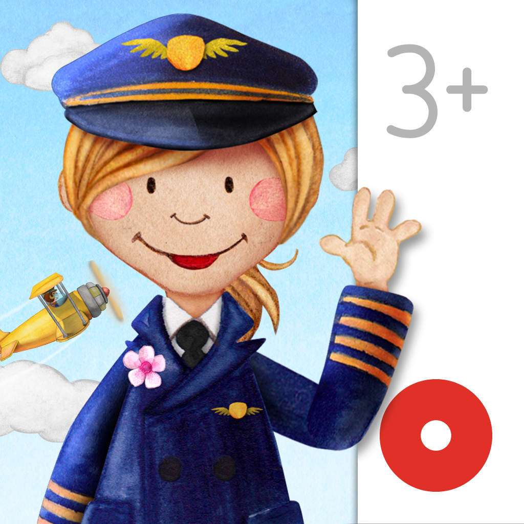 Tiny Airport - Toddler's Seek & Find Activity Book.