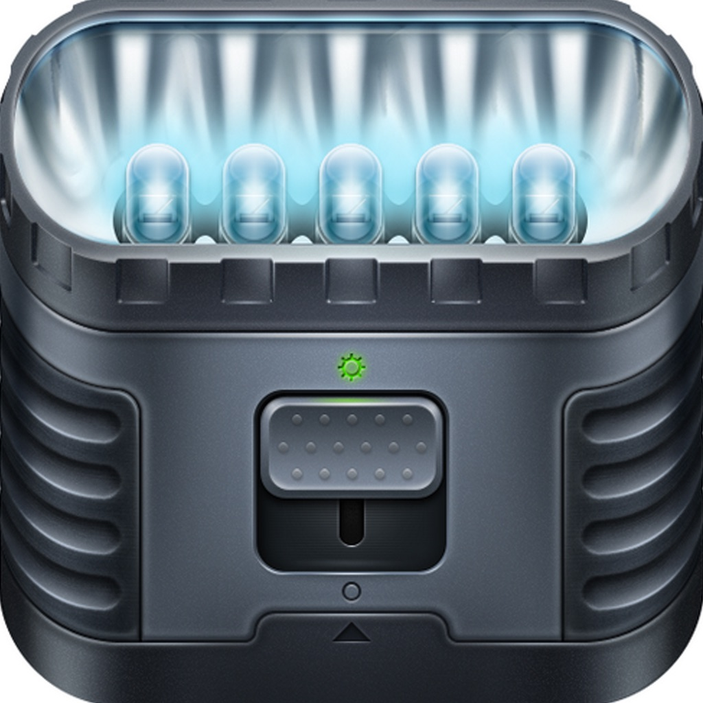 Flashlight for iPhone, iPad and iPod Pro