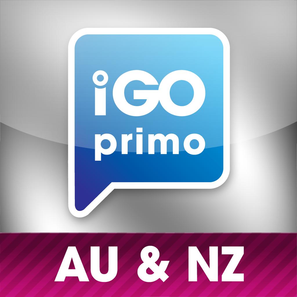 Australia & New Zealand - iGO primo app