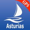 Asturias GPS Nautical charts