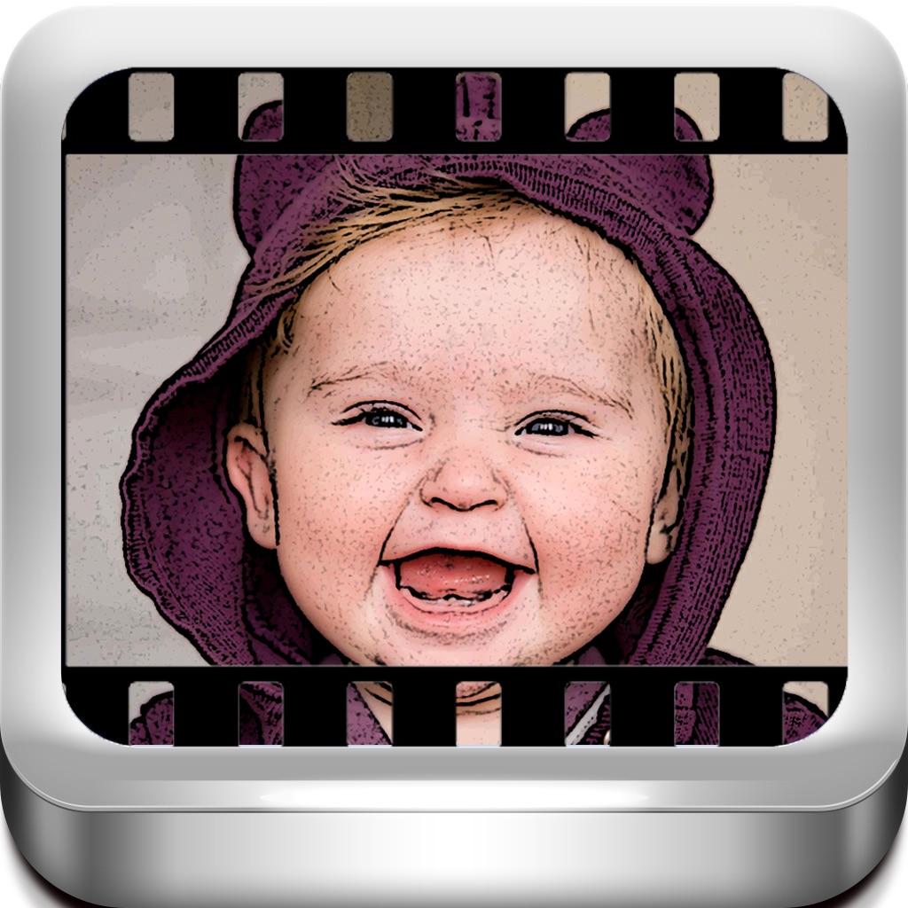 Art camera cartoon app toon pencil sketch camera portrait photo