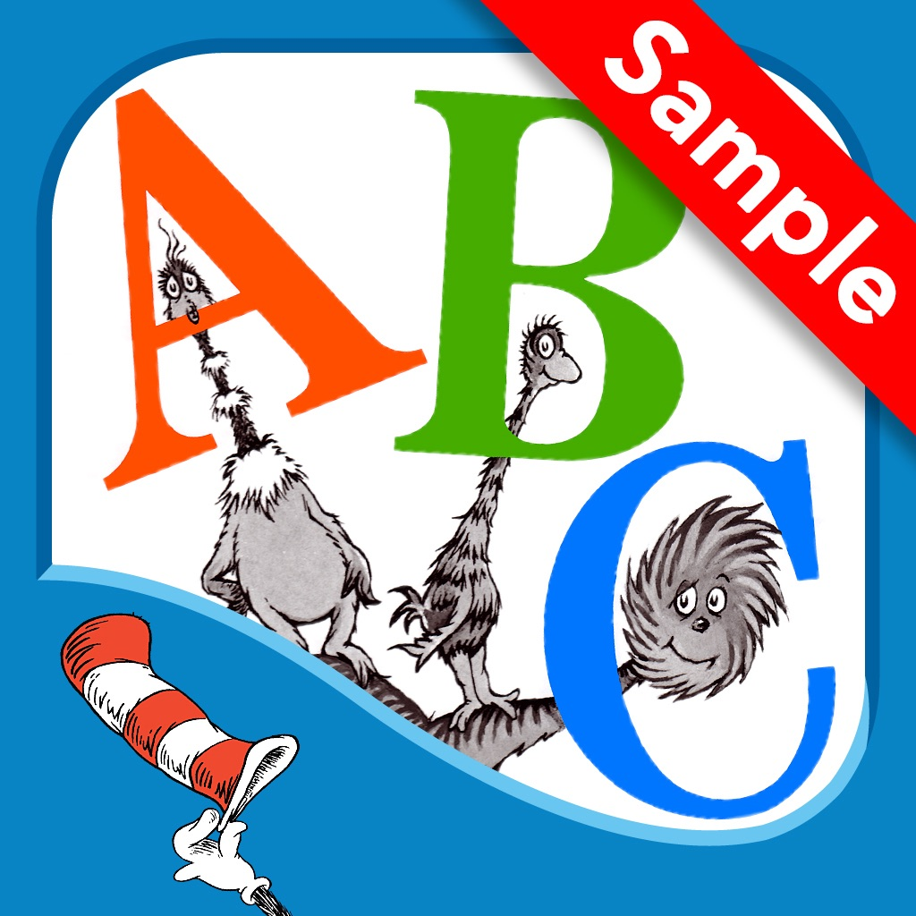 Dr. Seuss's ABC - SAMPLE