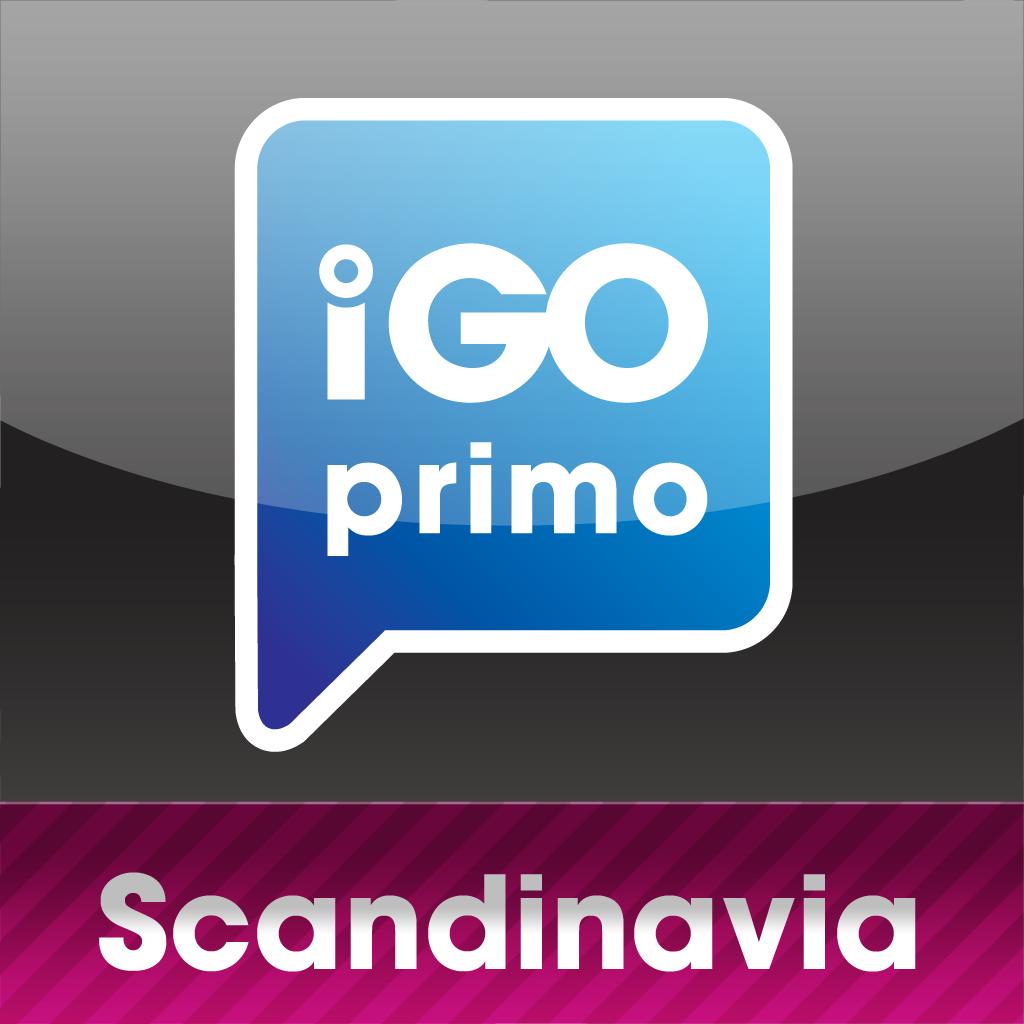 Scandinavia - iGO primo app