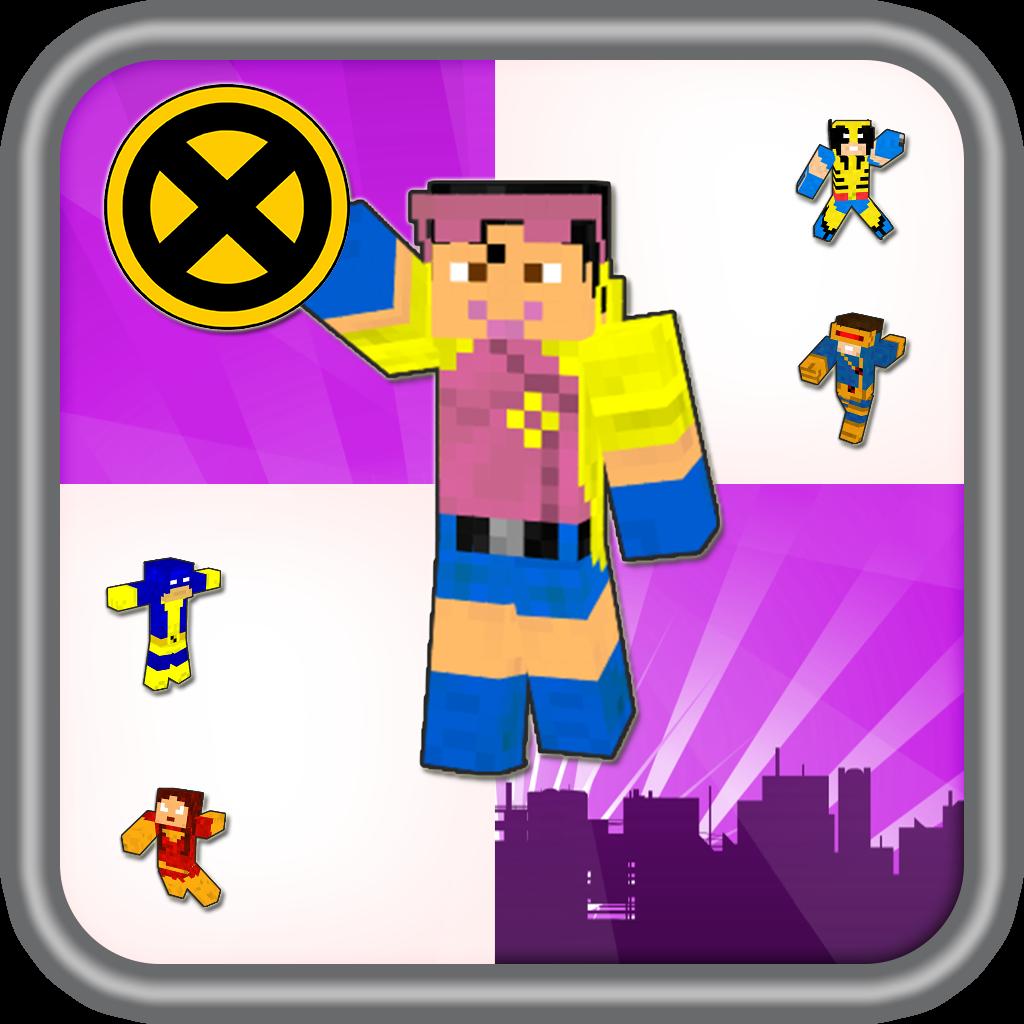 X-Blocks Super Hero Step Up -