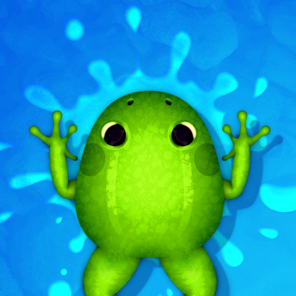 Pocket Frogs Splash for iPad