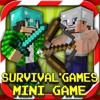 The Survival Games : Mini Game With Worldwide Multiplayer iPhone / iPad