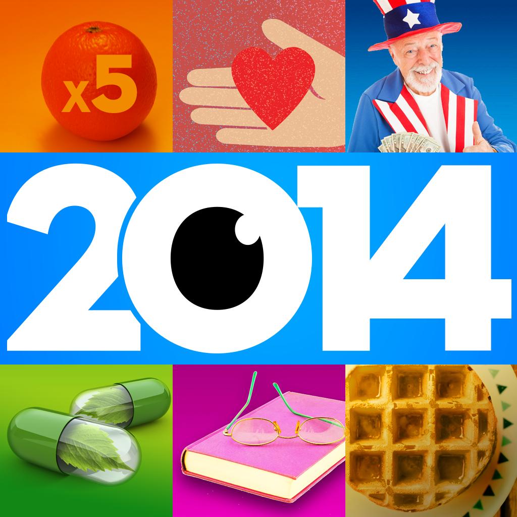 2014 Quiz - New Year Resolutions!