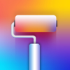 3D高精細テーマ 7 iPhone