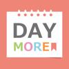 可愛いカレンダー DAYMORE - 友達とスケジュール・写真共有し、スタンプをカレンダーに貼れるかわいい無料手帳アプリ