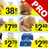 Weekly Ads & Sales pro: deals, grocery coupons, shopping list, circulars for Target, Macy's, Lowe's