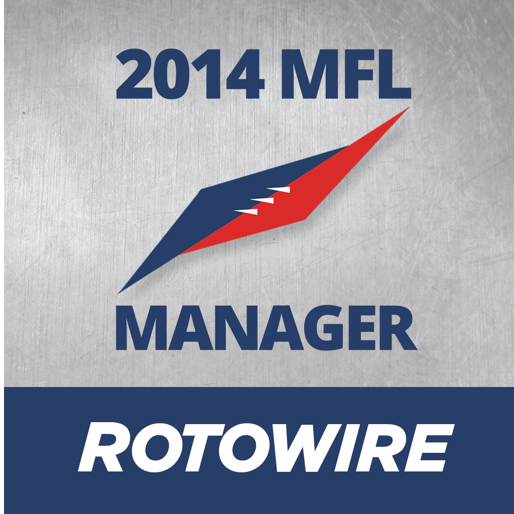 MyFantasyLeague Manager 2014 by RotoWire icon