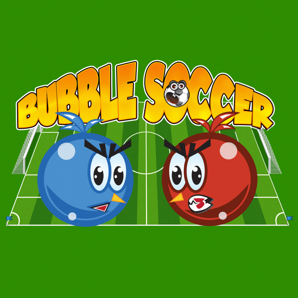 Bubble Soccer Game Free!