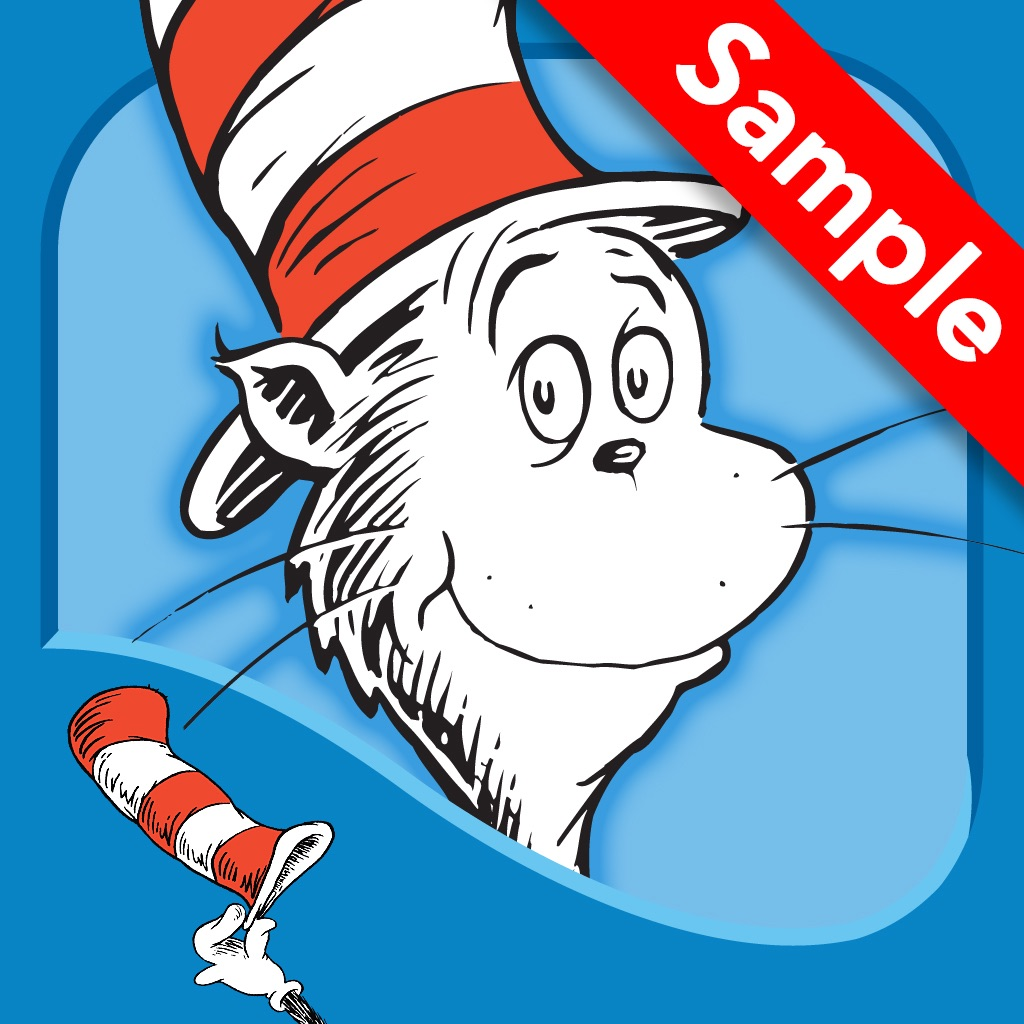 The Cat in the Hat - Dr. Seuss - SAMPLE icon