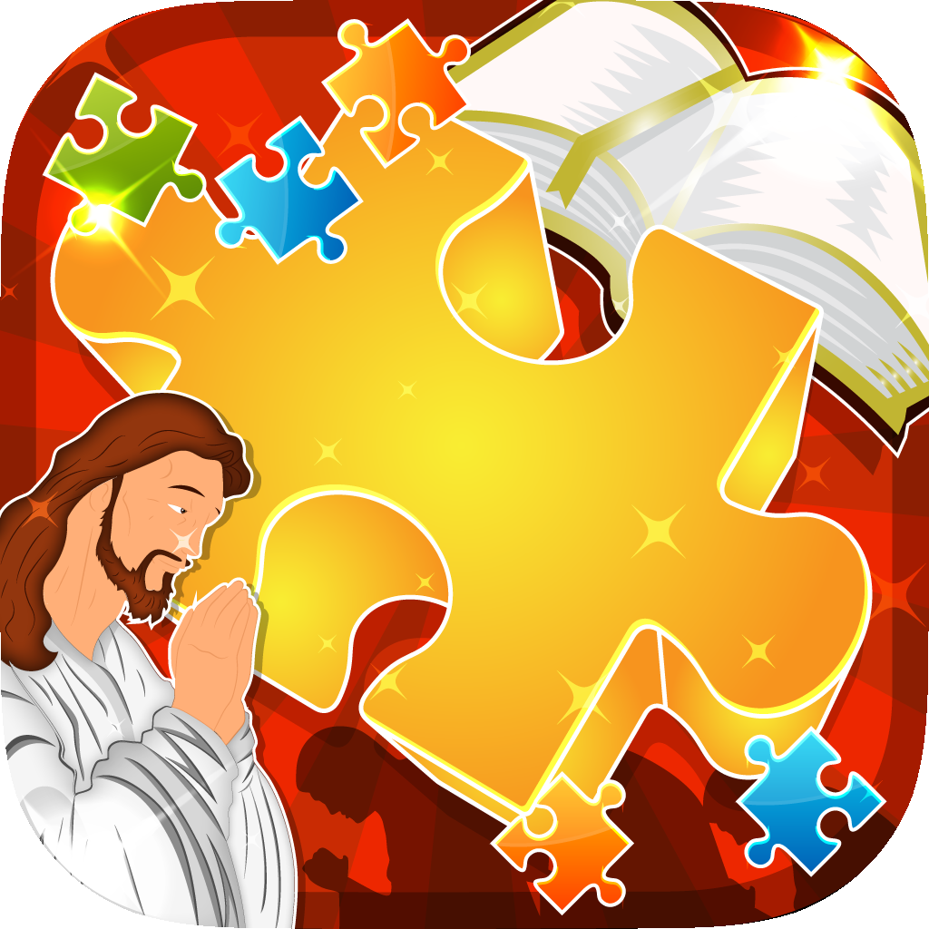 The Bible Verses Jigsaw and Jesus Photo HD Puzzle Collection