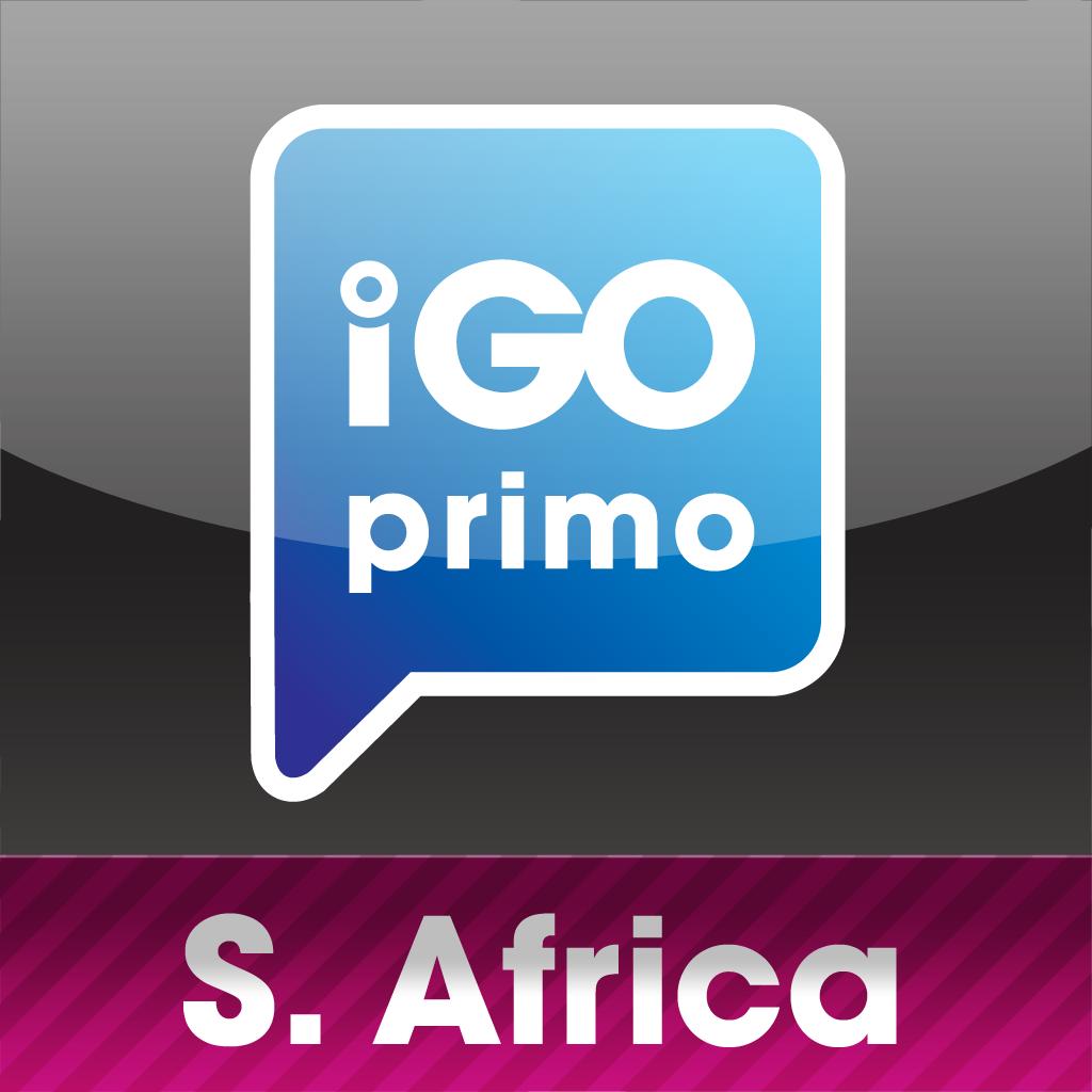 Southern Africa - iGO primo app