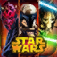 Relive the epic origins or discover them for the first time, as you read, race, and battle your way through these exciting re-tellings of the first three chapters of Star Wars