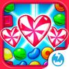 キャンディブラストマニア: バレンタイン iPhone / iPad