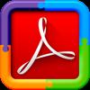 PDF、 DJVU、DOC、 XLS、 PPT、TXT リーダー Pro© iPhone / iPad