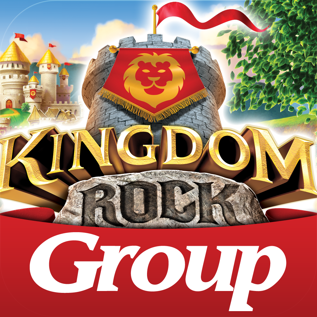 Kingdom Rock Bible Memory Buddies from Group