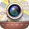 チズカメラ -思い出の写真とその場所の地図を1枚で記録する無料アプリ-
