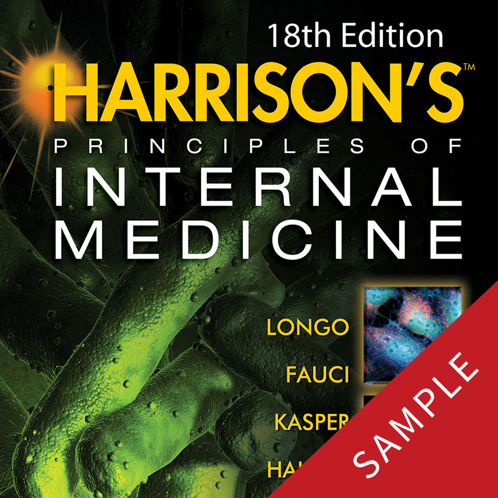 Harrison's Principles of Internal Medicine: Sample