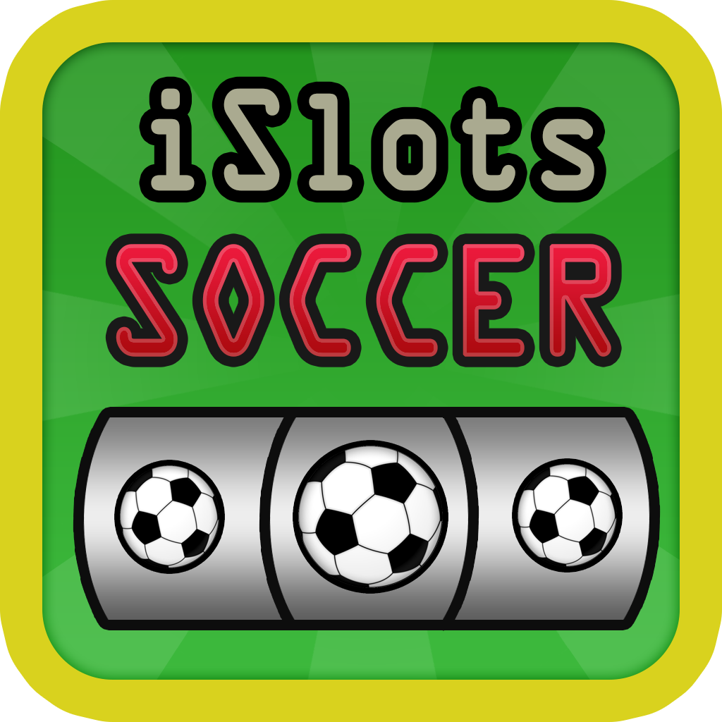 iSolts The Soccer Free Version ( Party Slot Machine for Every One )