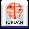 ヨルタン オフライン地図 : MadMap