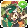 LINE ドラゴンフライト iPhone / iPad
