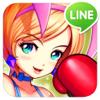 LINE パンチヒーロー iPhone