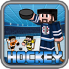 Hockey Hero Skin Finding NHL Puck Ball - Block Craft World Edition