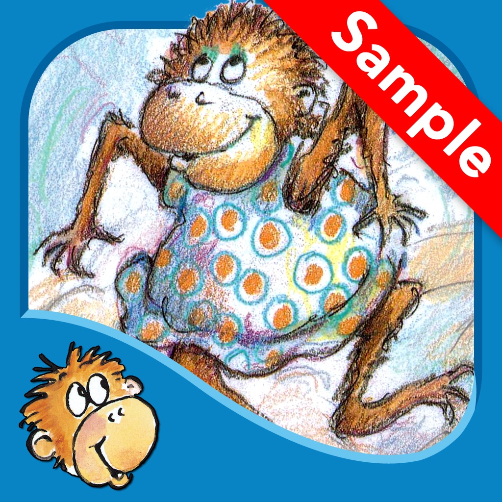 Five Little Monkeys Jumping on the Bed - SAMPLE