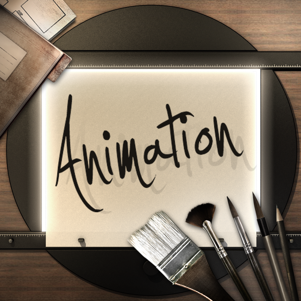 Animation Desk™ for iPhone - Lite Version