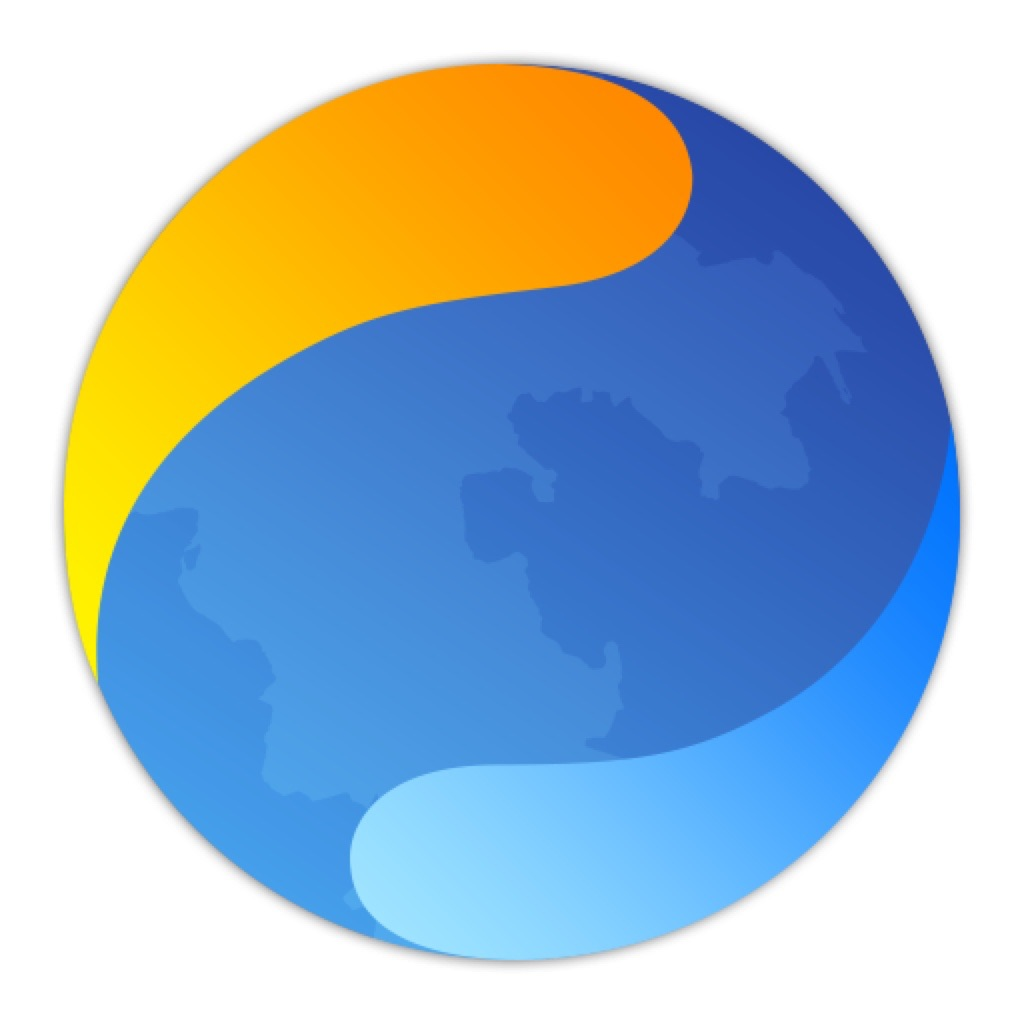 Mercury Browser Pro - The best web browser for iOS by iLegendSoft