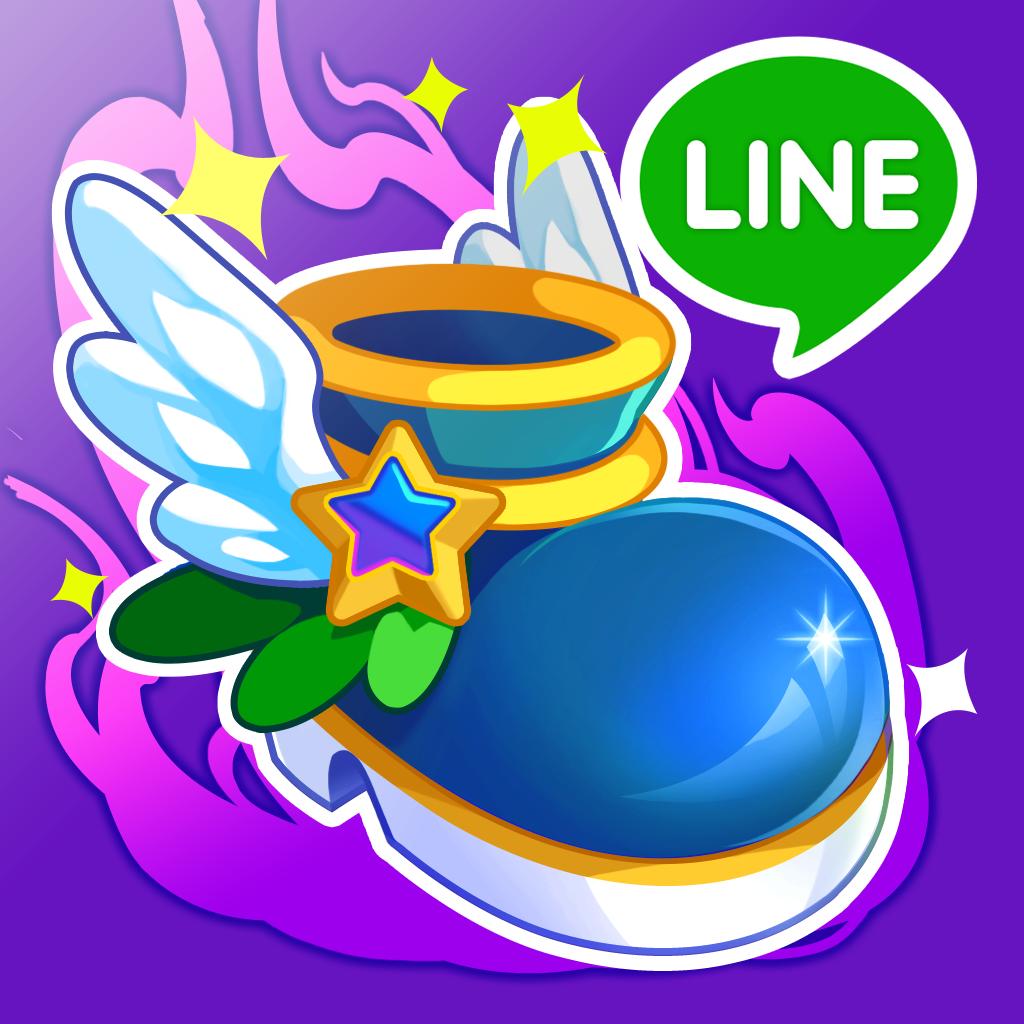 LINE ウィンドランナー
