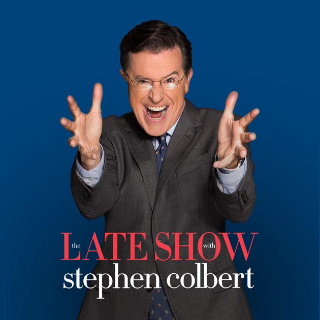 The Late Show With Stephen Colbert on Apple TV