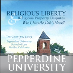 Religious Liberty and Religious Property Disputes: Who Owns the Lord's House?