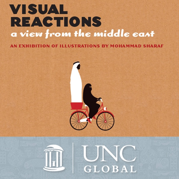 """""""Visual Reactions: A View from the Middle East,"""" Featuring Mohammad Sharaf"""