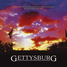 Gettysburg Soundtrack From The Motion Picture