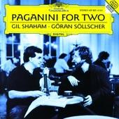 Goran Sollscher Gil Shaham - Centone di sonate M.S.112 per violino e chitarra, Lettera A, Sonata No.2 in D major