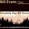 Bill Evans - Everybody Digs Bill Evans  arte