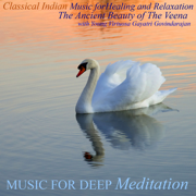Classical Indian Music for Healing and Relaxation: The Ancient Beauty of the Veena - Music for Deep Meditation - Music for Deep Meditation