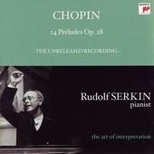 24 Préludes, Op. 28: No. 15 In D-flat Major. Sostenuto artwork