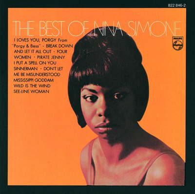 I Put a Spell On You - Nina Simone song