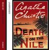 Agatha Christie - Death on the Nile (Unabridged) artwork