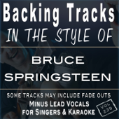 Backing Tracks in the style of Bruce Springsteen Vol 239 (Backing Tracks)